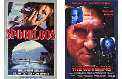 Spoorloos vs. The Vanishing