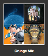 iTunes Grunge Mix