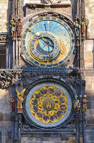Astronomy Clock in Prague
