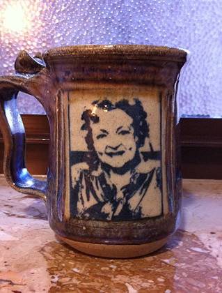Betty White Coffee Mug!
