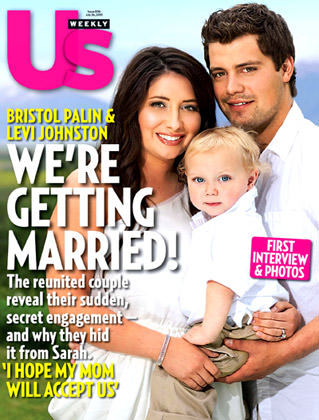Bristol Palin and Levi Johnson on US Magazine