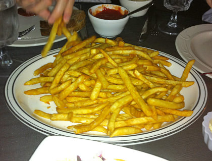 Butter Fries!
