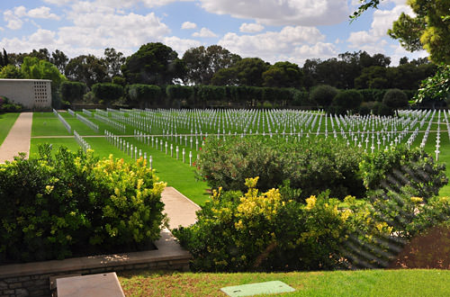 Tunis American Cemetery