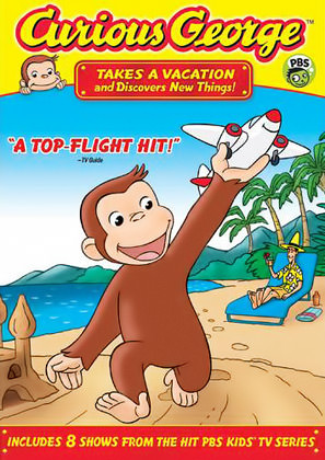 Curious George Vacation Video