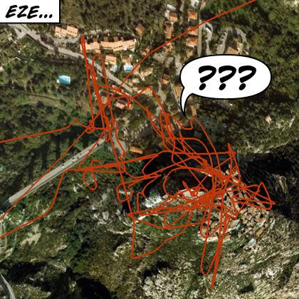 Eze GPS Map