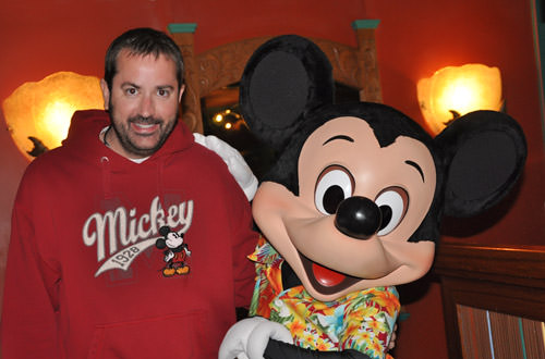 Dave2 and Mickey!