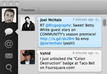 Joel McHale Retweet!