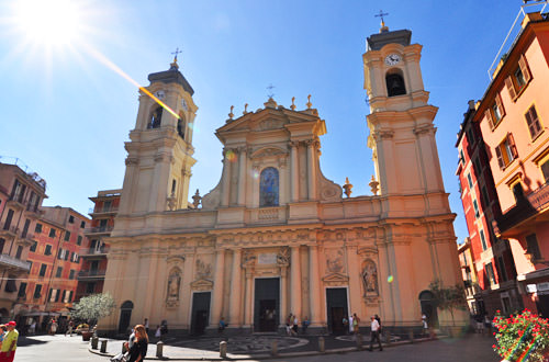 Santa Margherita Cathedral
