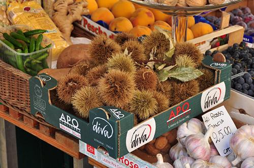 Santa Margherita Fruit Market Tribbles