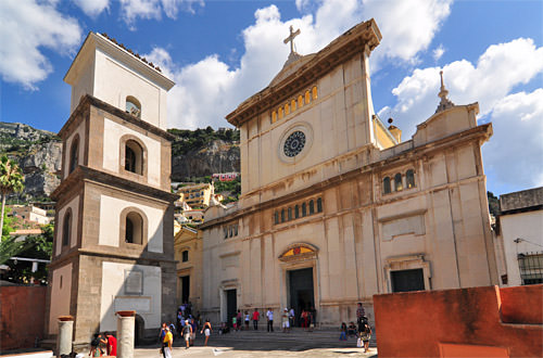 Positano Church