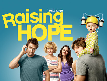 Raising Hope Promo Poster
