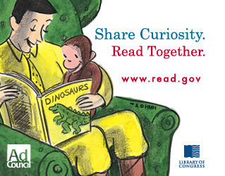 Curious George Reads