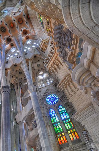 Sagrada Família Interior