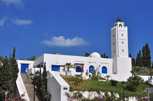Mosque of Sidi Bou Said