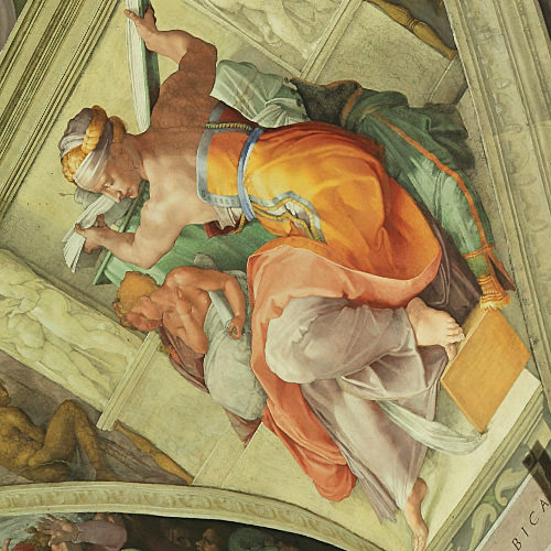 Sistine Chapel Zoom