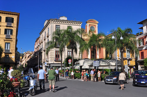 Sorrento Square