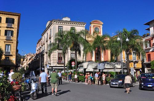 Sorrento Square