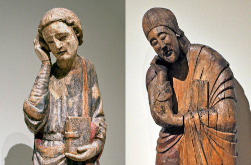Statues with a Toothache