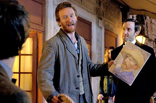 Van Gogh Meets Dr. Who!