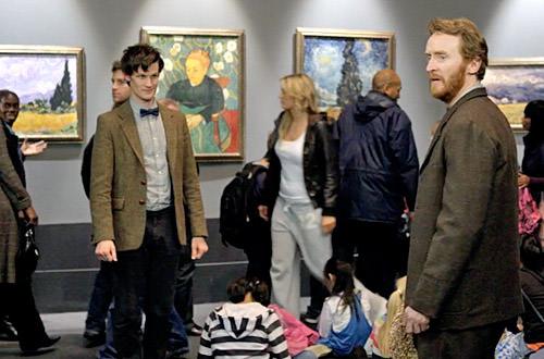 Dr. Who Van Gogh