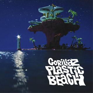 Gorillaz, Plastic Beach