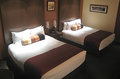 Hard Rock Hotel Beds