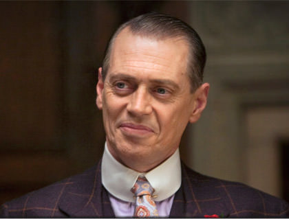 Steve Buscemi as Nucky