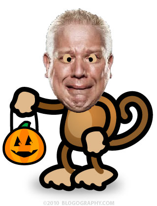 Bad Monkey Glenn Beck
