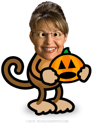Bad Monkey Sarah Palin