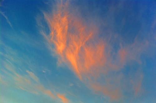 Snoqualmie Pass Pink Sky