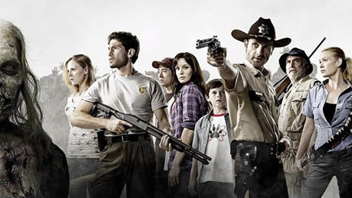 The Walking Dead TV Cast