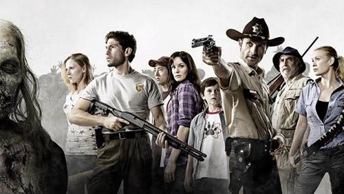 The Walking Dead TV Cast