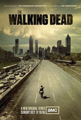 The Walking Dead AMC Poster