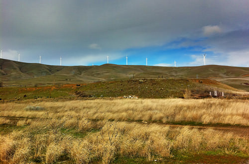 Maryhill Wind Turbines