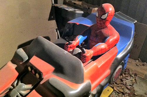 SpiderCar!