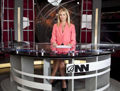 The Onion News Network Studio