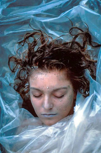 Laura Palmer Dead. Wrapped in plastic.