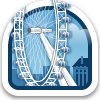 London Eye Stamp