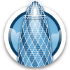 The Gherkin Stamp