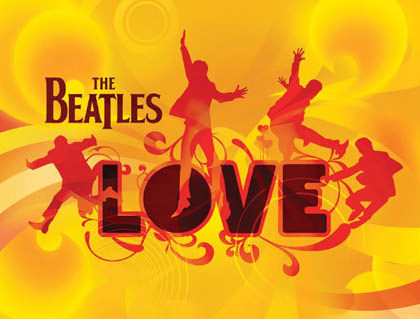 Beatles LOVE Logo