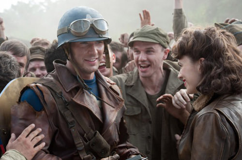 Captain America Film Still