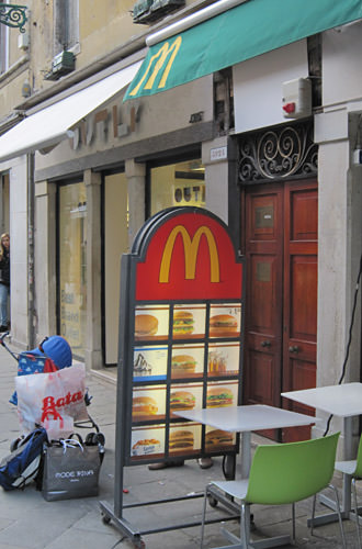McDonald's Venice