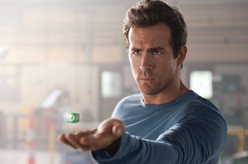 Ryan Reynolds and the Ring