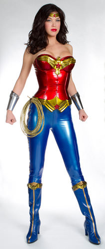 Shitty New Wonder Woman Costume