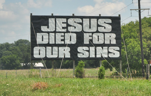 Billboards for Jesus