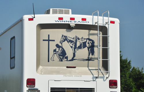 Billboard Winnebago