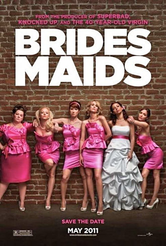 Bridesmaids Movie Poster