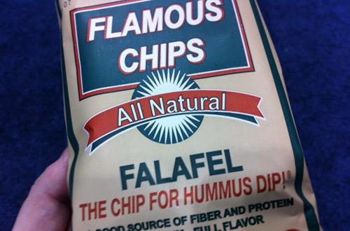 Falafel Chips!