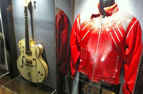 Michael Jackson's Jacket