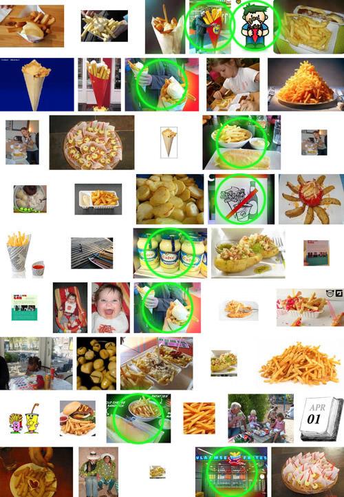 Patatjes Met Google Search